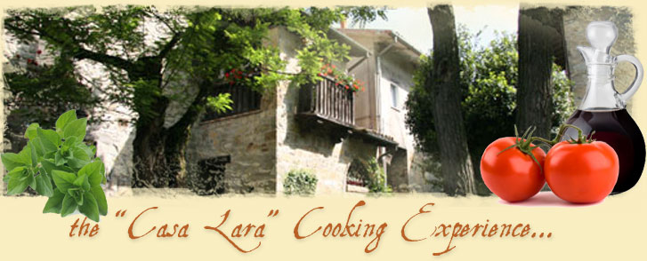 The Casa Lara Cooking Experience